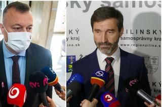 Minister práce, sociálnych vecí a rodiny Milan Krajniak (Sme rodina) a podpredseda parlamentu Juraj Blanár (Smer-SD).