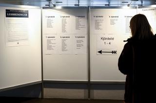 Parlamentné voľby