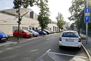 Na Tehelnom poli môžu od 18.00 do 8.00  parkovať len rezidenti.