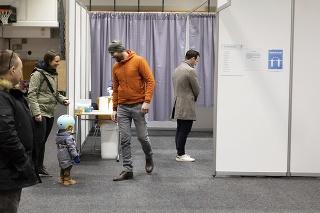 Voľby na Islande.