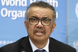 Šéf WHO sa vyjadril, že ak zdravotníci pracujú bez osobného ochranného vybavenia, ohrozujú svoje životy a aj životy pacientov.
