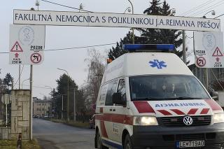 Prešovská nemocnica