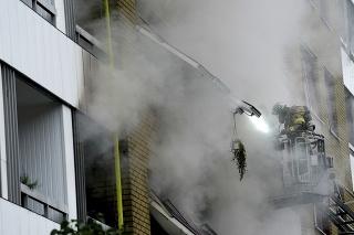 Výbuch si vyžiadal niekoľko obetí.