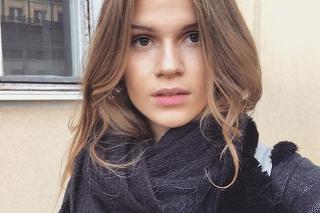 Tamara, dcéra Maroša Kramára.