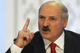 Prezident Bieloruska Alexander Lukašenko.