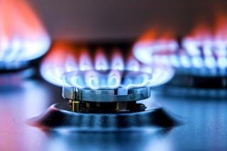 Plynu je oveľa menej ako minulý rok.