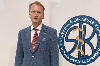 MUDr. Pavel Oravec, prezident SLK.