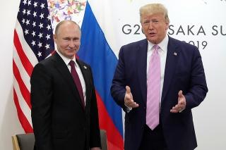 Putin a Trump sa zhodli na prospešnosti zlepšenia vzájomných vzťahov.