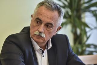 Riaditeľ Ľubovnianskej nemocnice Peter Bizovský