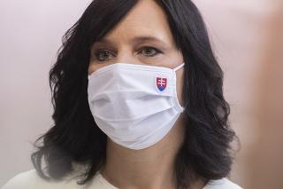 Podpredsedníčka vlády a ministerka investícií, regionálneho rozvoja a informatizácie SR Veronika Remišová