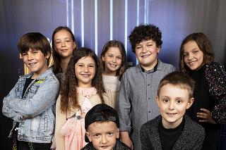 Celebritné deti sa objavia v špeciálnom dieli Tvoja tvár znie povedome.