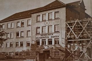 Skalická nemocnica