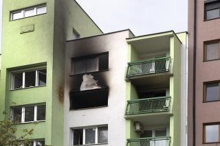 Príčina výbuchu zatiaľ nie je známa.