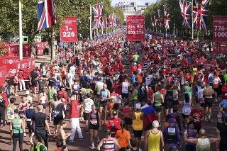 maratón v Londýne