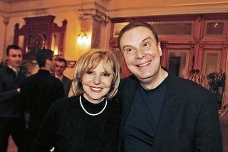 Speváčka má veľkú oporu vo svojom mužovi Štefanovi Margitovi.