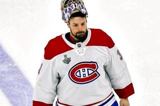 Brankár Carey Price z Montrealu je najlepšie plateným brankárom v NHL.