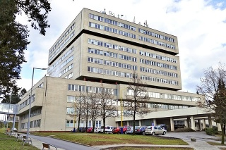 Pacienta liečili  v nemocnici J. A. Reimana v Prešove.