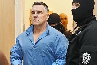Mikuláš Černák  si odpykáva doživotie  v Leopoldove.
