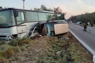 Vážna nehoda