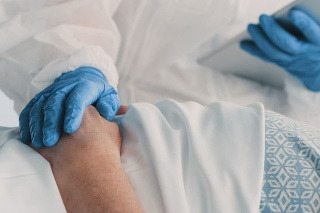 Covid-19 opäť zapĺňa nemocnice (ilustračné foto).