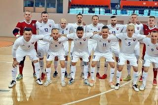 Slovenskí futsalisti