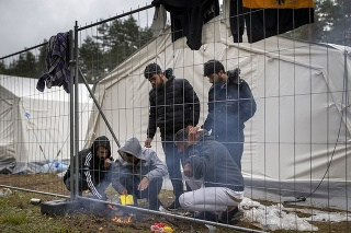 Nápor migrantov