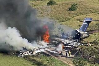 Havária lietadla