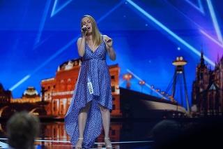 Speváčka Rybníčková