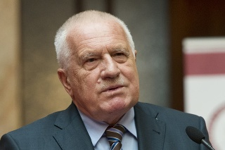 Exprezident Klaus