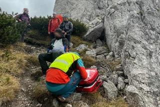 Horskí záchranári