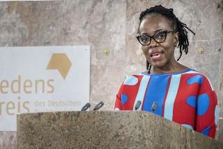 Zimbabwianska spisovateľka