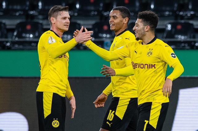 Za Dortmund