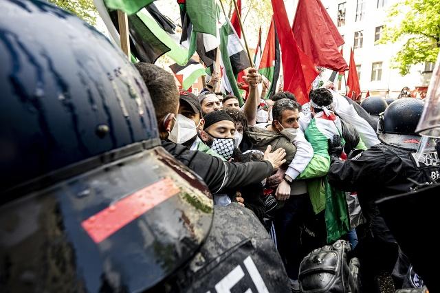 Demonštrácia v