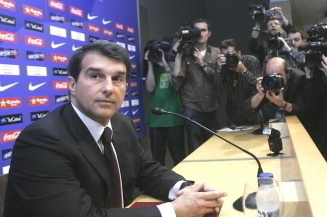 Šéf Barcelony