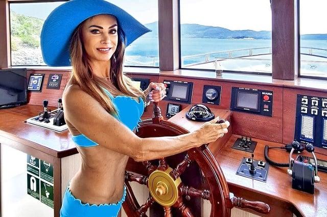 Kapitánka Czoborová