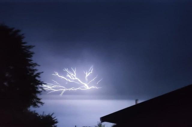 Nočné búrky