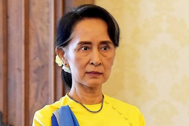 Mjanmarská junta