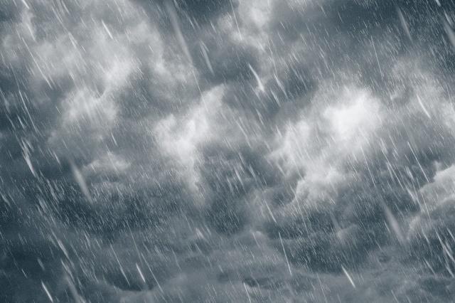 Silné búrky