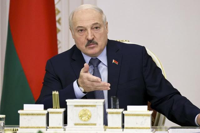 Lukašenkova kritika