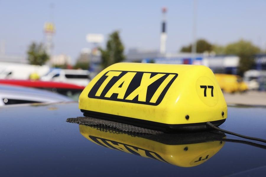 Prvá taxi aplikácia