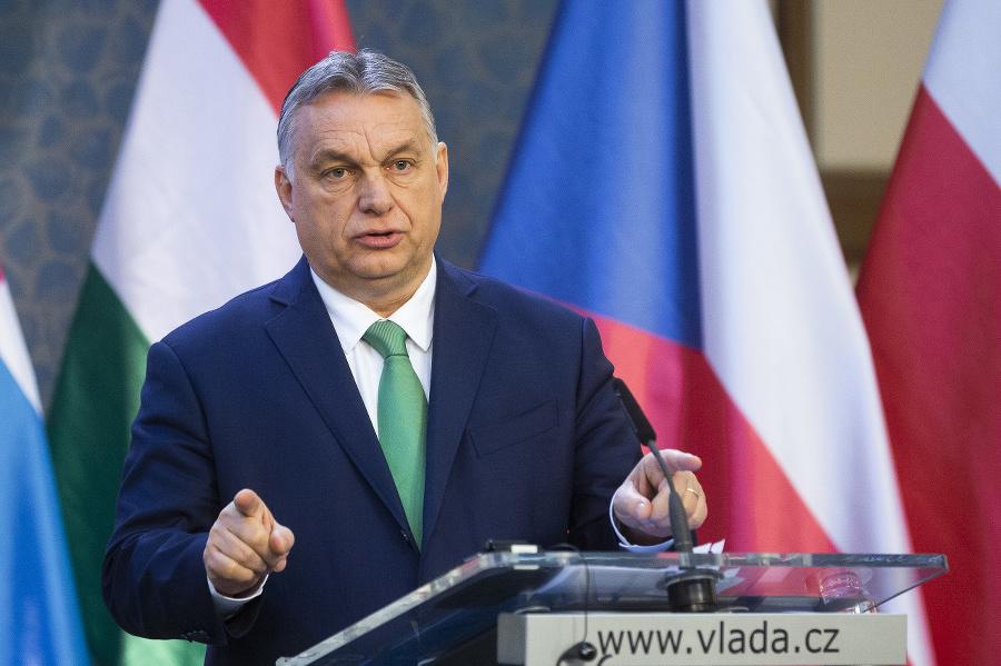 Predseda vlády Maďarska Viktor