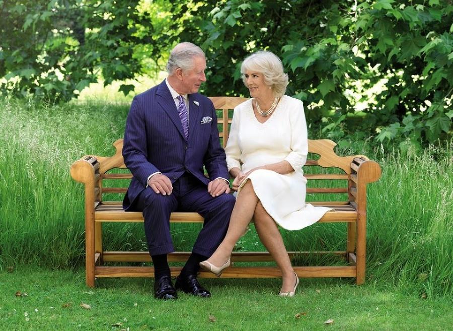 Princ Charles a vojvodkyňa