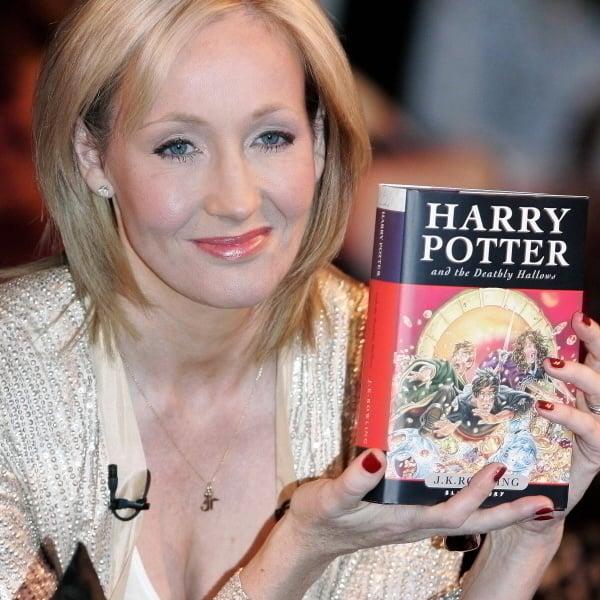 Rowlingová je autorkou kníh