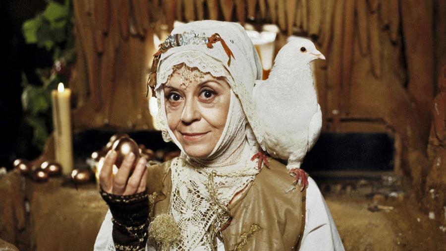 Perinbabu stvárnila Giulietta Masina