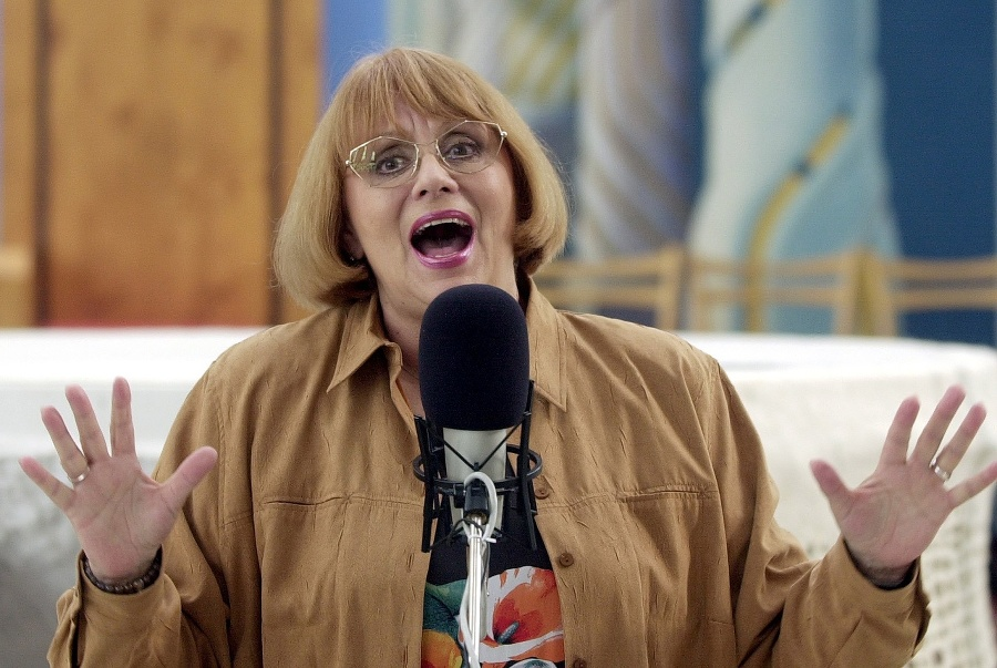 Speváčka Urbánková napísala životopísnú