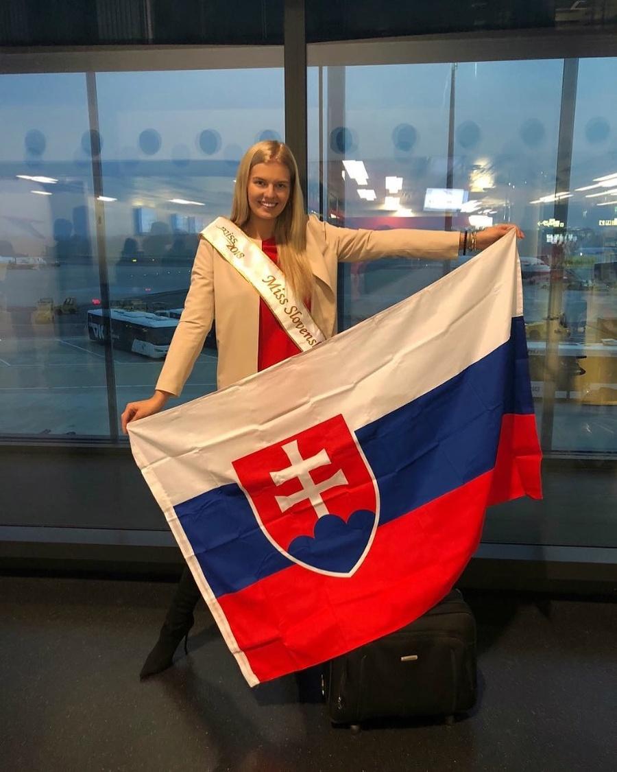 Dominika Grecová na Miss