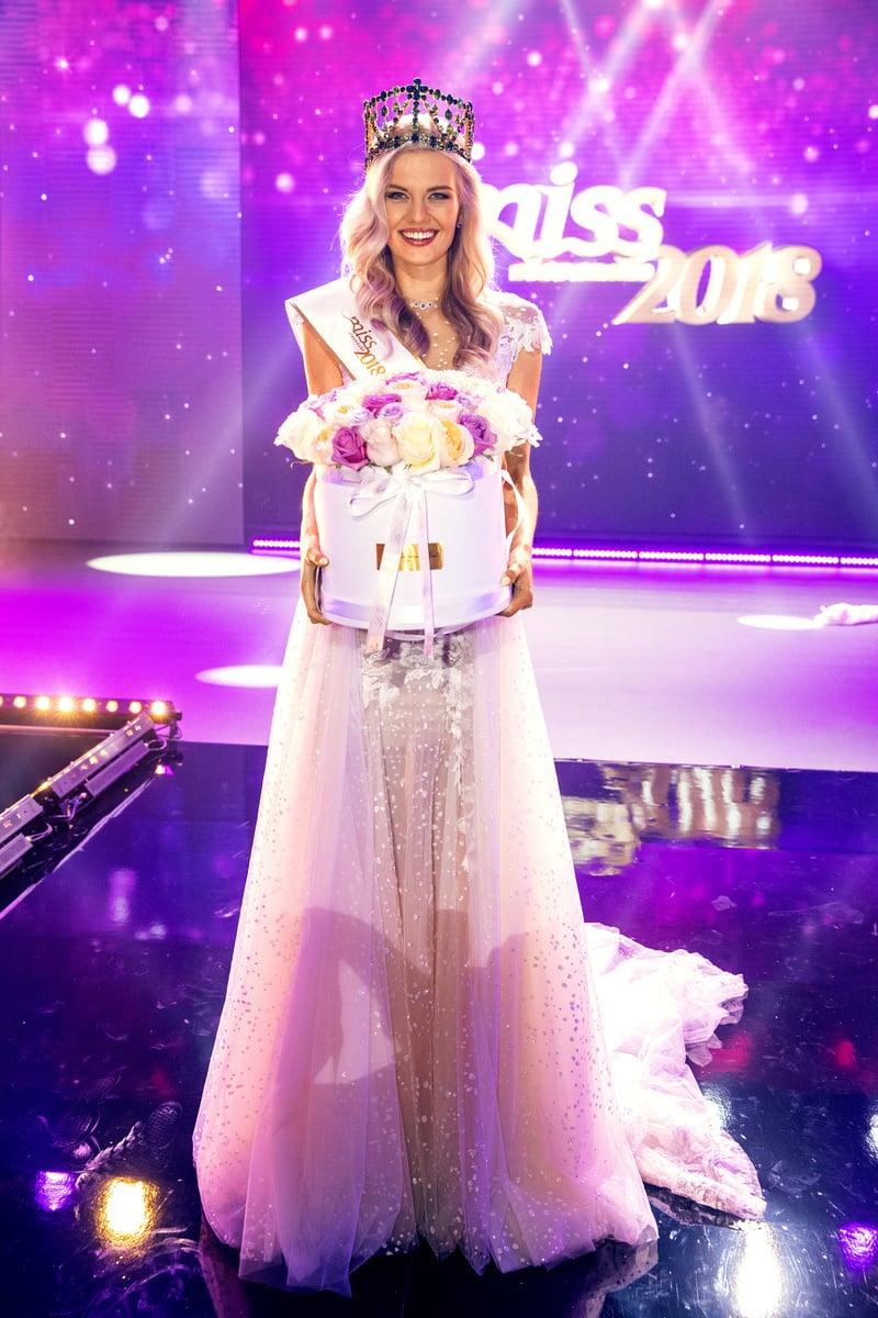 Miss leta 2017 Dominika