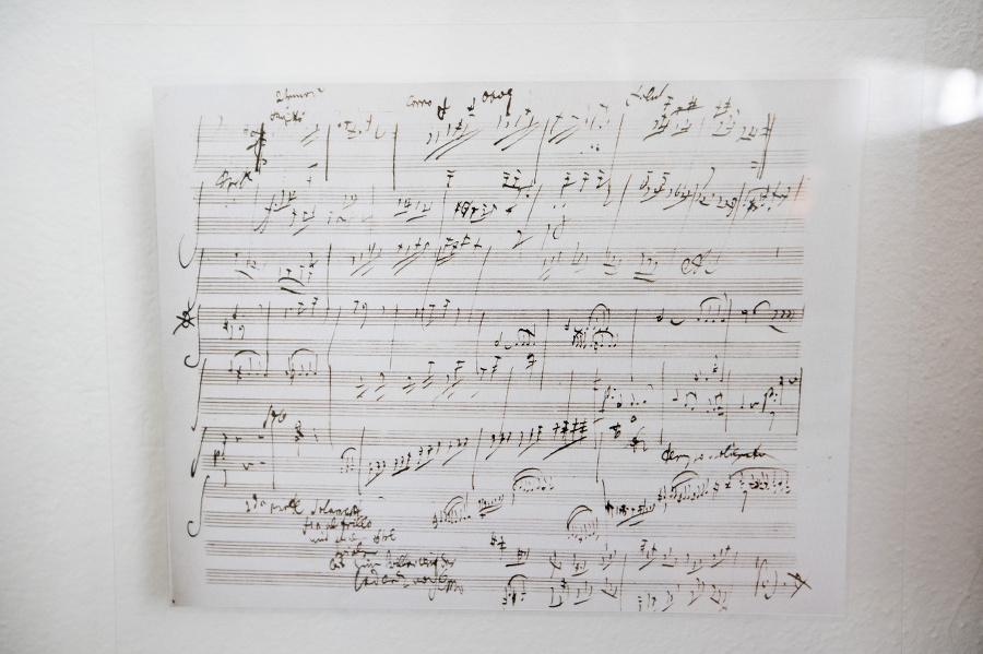 Pieseň Ludwiga van Beethovena.