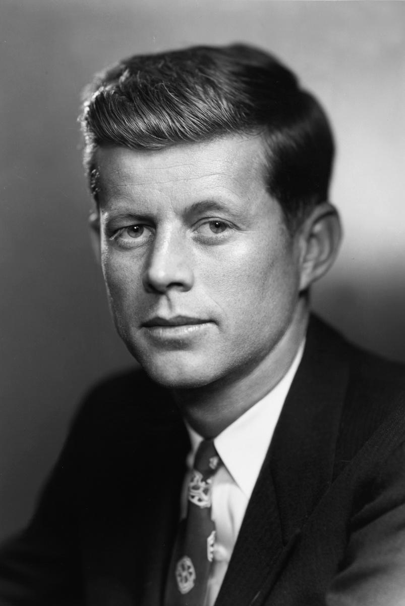 J. F. Kennedy (†