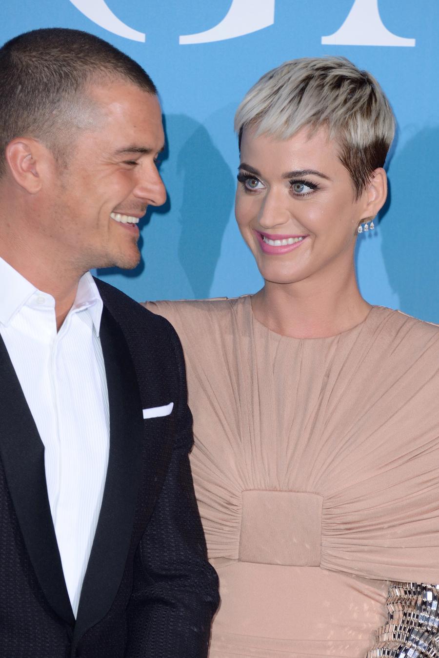 Katy Perry so snúbencom